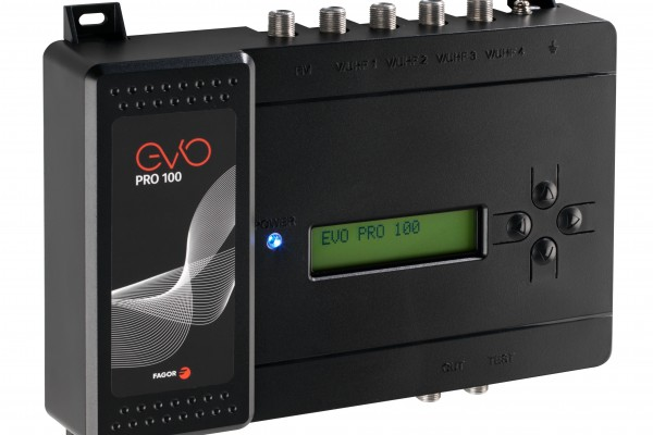 Fagor Electrónica introduces its new RF Converter EVO Pro