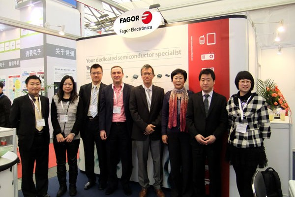 Fagor Electronica at Electronica China fair
