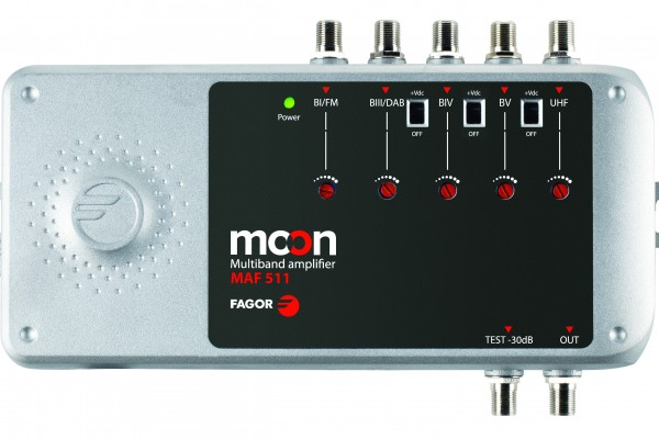 New MOON amplifiers series