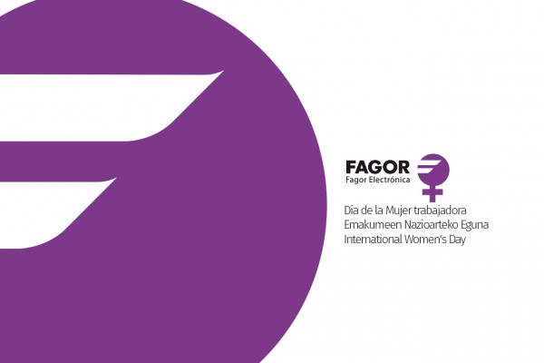 Fagor and the International Women´s Day