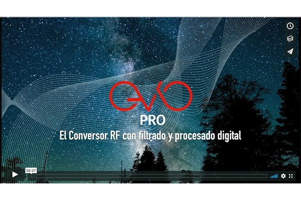 New EVO Pro configuration video